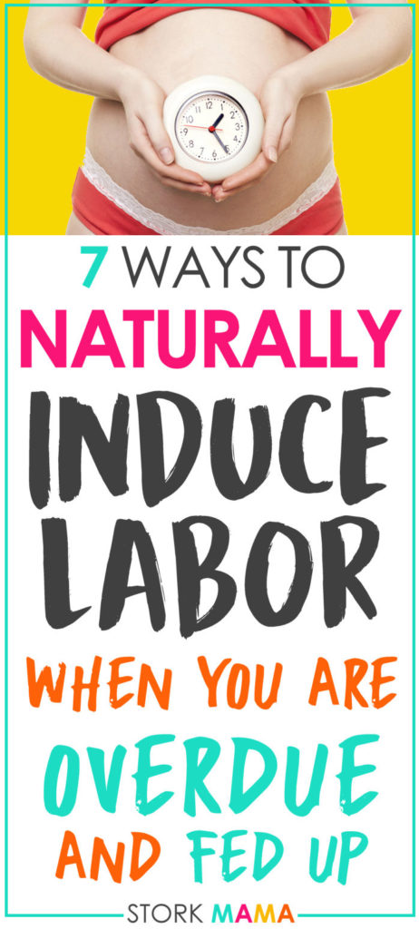 How to induce labor/ Ways to Naturally Induce Labor  When Overdue